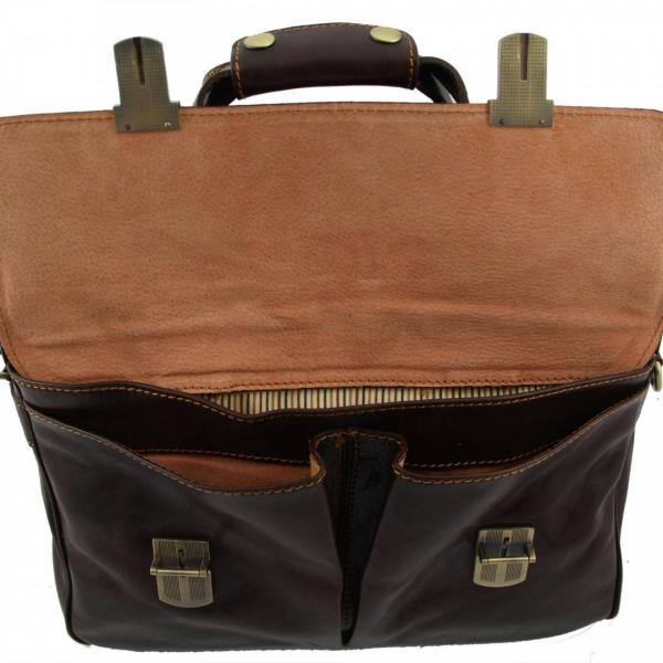 Servieta Reggio Tuscany Leather-big