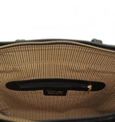 Geanta Dama Tuscany Leather 2 compartimente