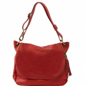 Geanta Messenger Tuscany Leather
