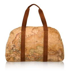MEDIUM GEO SOFT TRAVEL BAG