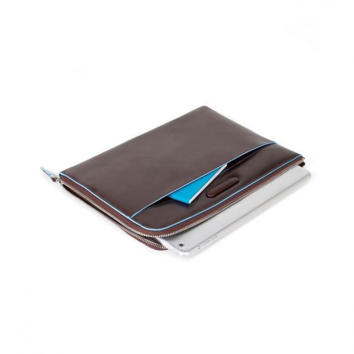 Borseta Documente Blue Square-big