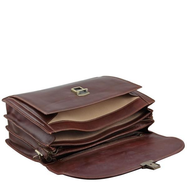 Servieta Piele Taormina Tuscany Leather-big