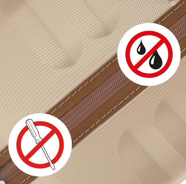 Troller Mediu Uno Zip DeLuxe Roncato-big