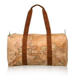 MEDIUM GEO SOFT TRAVEL BAG 2 Alviero Martini
