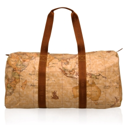 LARGE GEO SOFT TRAVEL BAG Alviero Martini