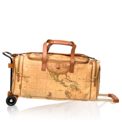 GEO CLASSIC TROLLEY TRAVEL BAG Alviero Martini