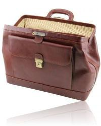 Geanta Doctor Bernini Tuscany Leather2