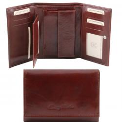 Portofel Dama Tuscany Leather 1 compartiment
