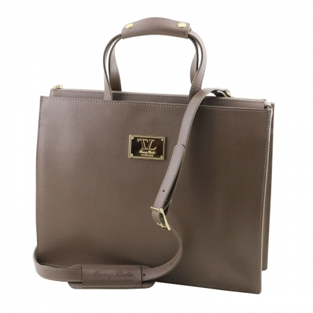 Servieta Palermo Saffiano - Tuscany Leather
